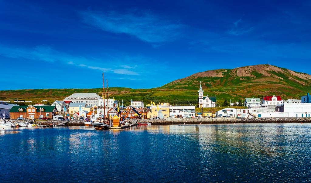Island Reiseziel