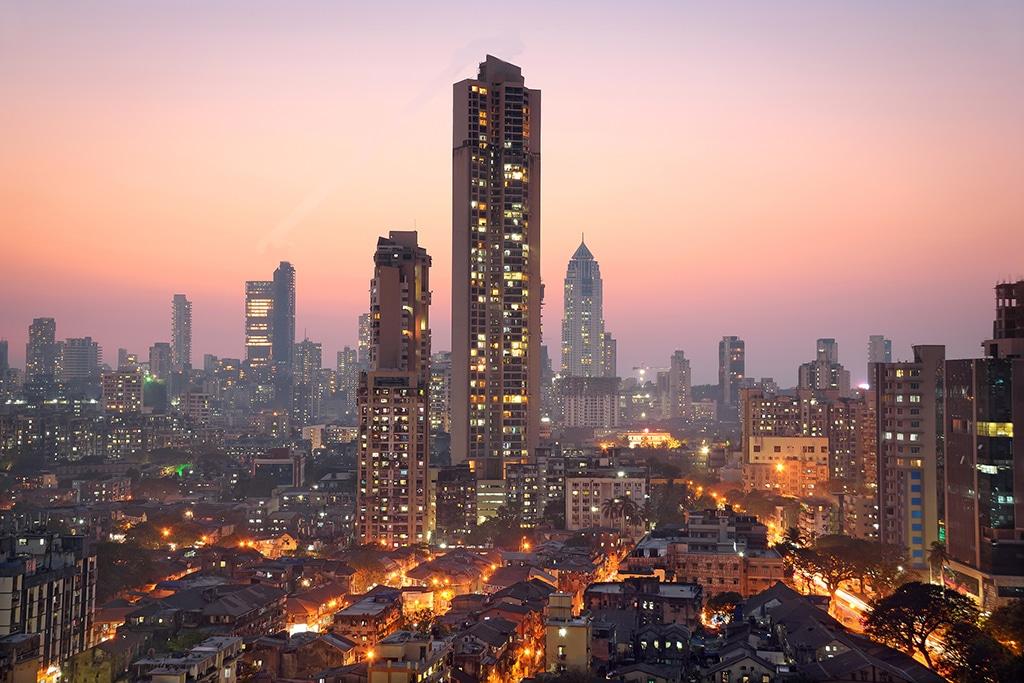Mumbai Indien reisen