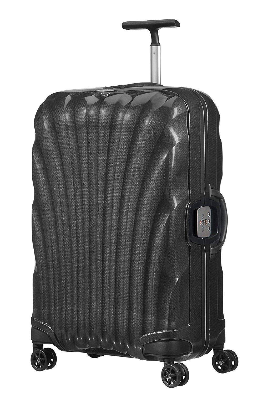 SAMSONITE Lite-Locked Spinner 69/25 Koffer, 69 cm, 68 L, Black