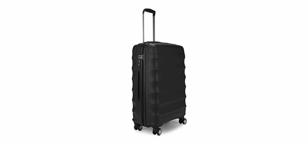 Kleiner Koffer mit 4 Rollen