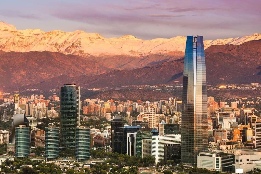 Sehenswürdigkeiten Santiago de Chile