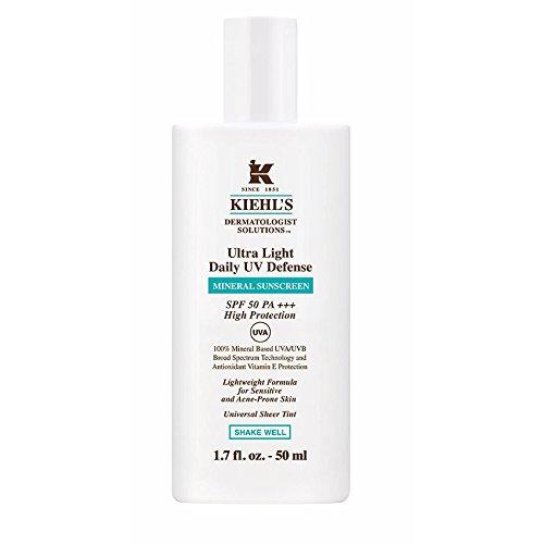 Kiehl's Körperpflege Sonnenpflege Ultra Light Daily UV Defence Mineral Sunscreen SPF 50 50 ml