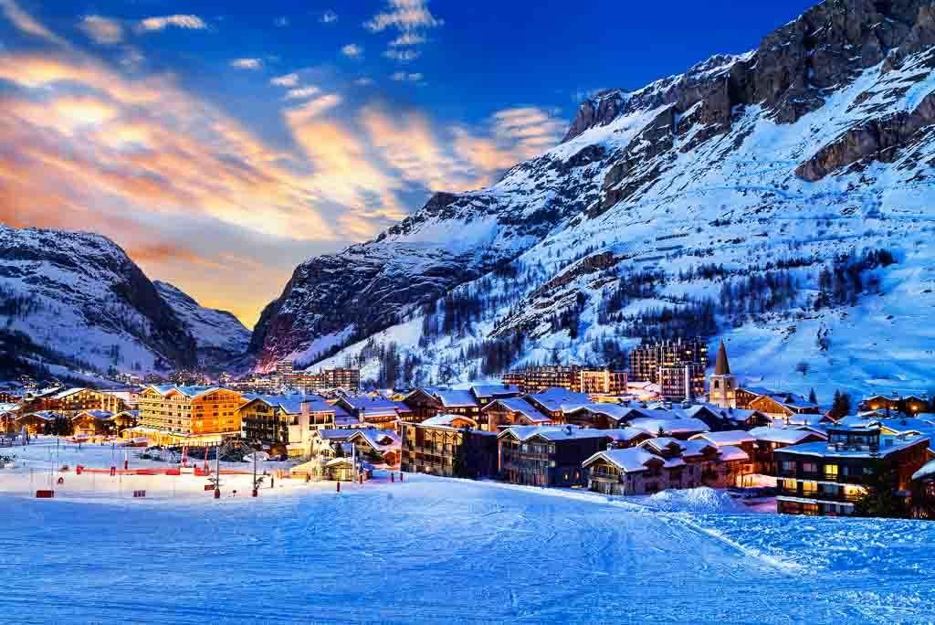 Val d'Isere das Top-Skigebiet