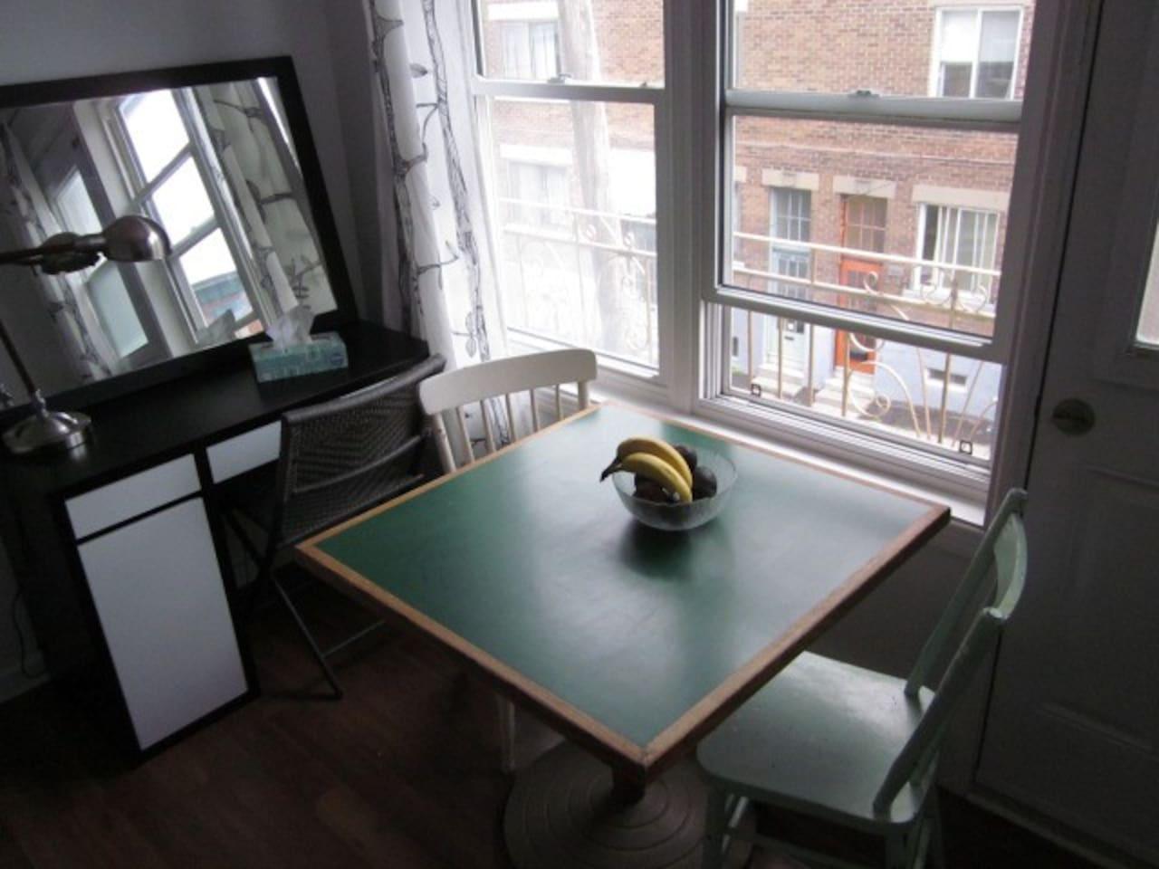 Perfect Location Studio Apartment