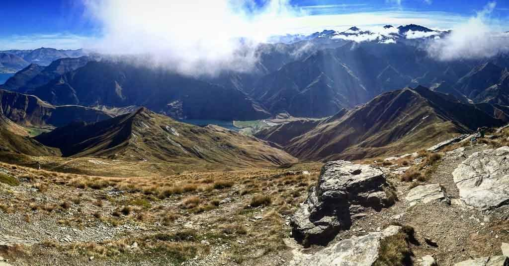 Aktivitäten auf der Südinsel Neuseelands