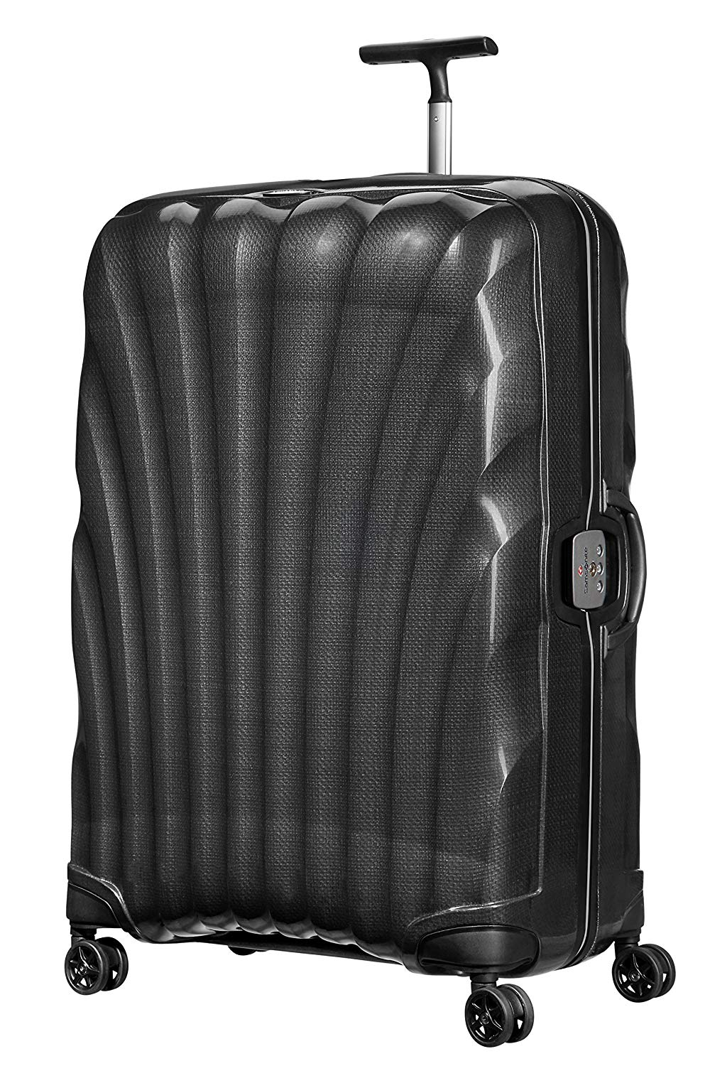 SAMSONITE Lite-Locked Spinner 81/30 Koffer, 81 cm, 122 L, Black