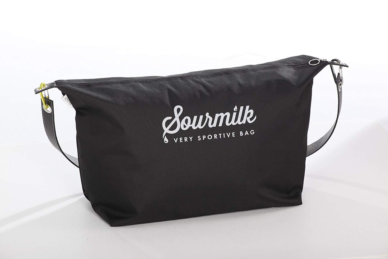Sourmilk funktionale Sport & Strandtasche - blockt Geruch und Feuchtigkeit - nie Wieder muffige Sportsachen