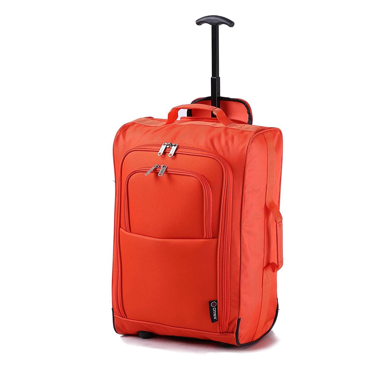 5 Cities Handgepäck Gepäck Kabinentrolley Reisetaschen Bordgepäck