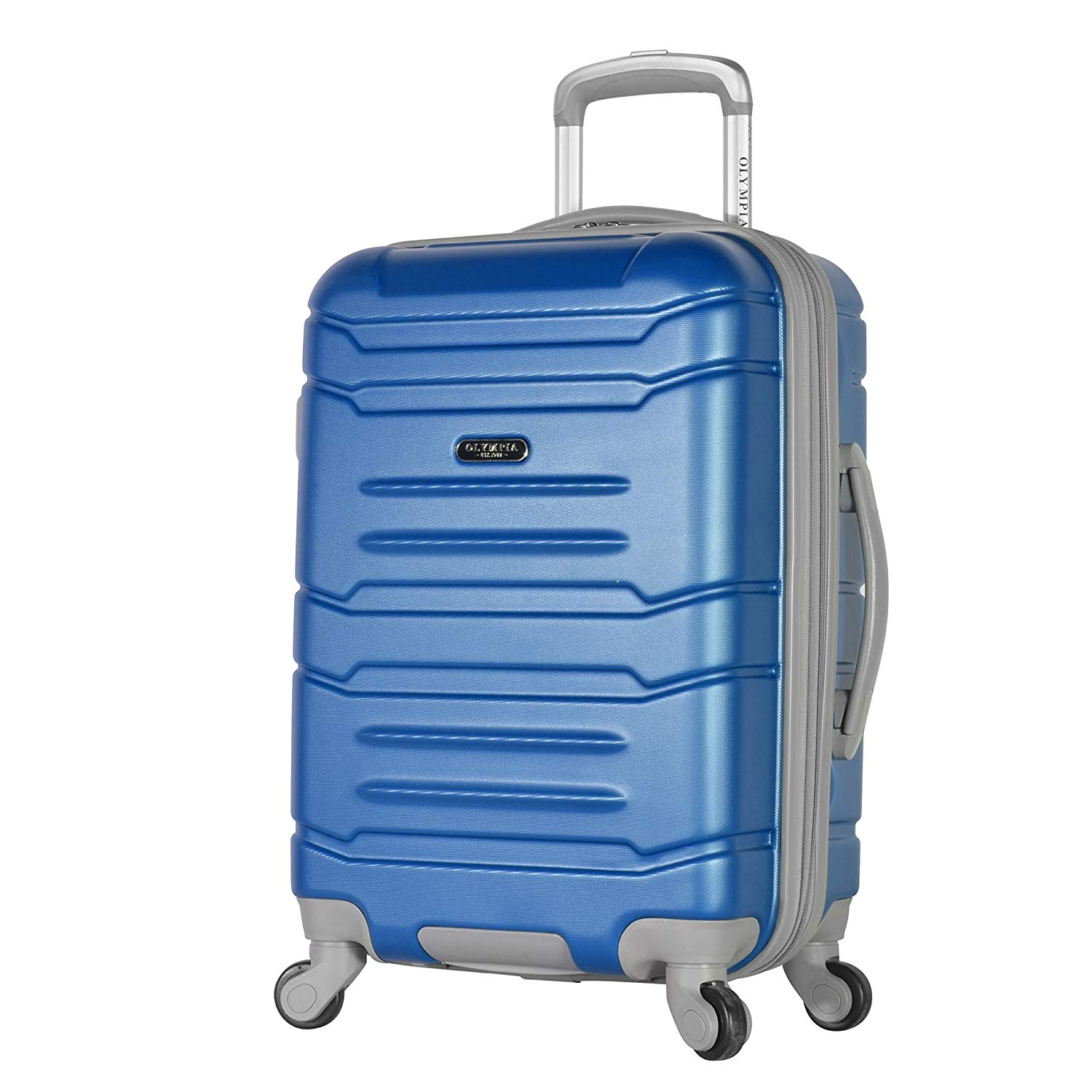"Olympia 21"" Carry-on Spinner, Handgepäck, Navy (Blau) - HF-2221-NY"