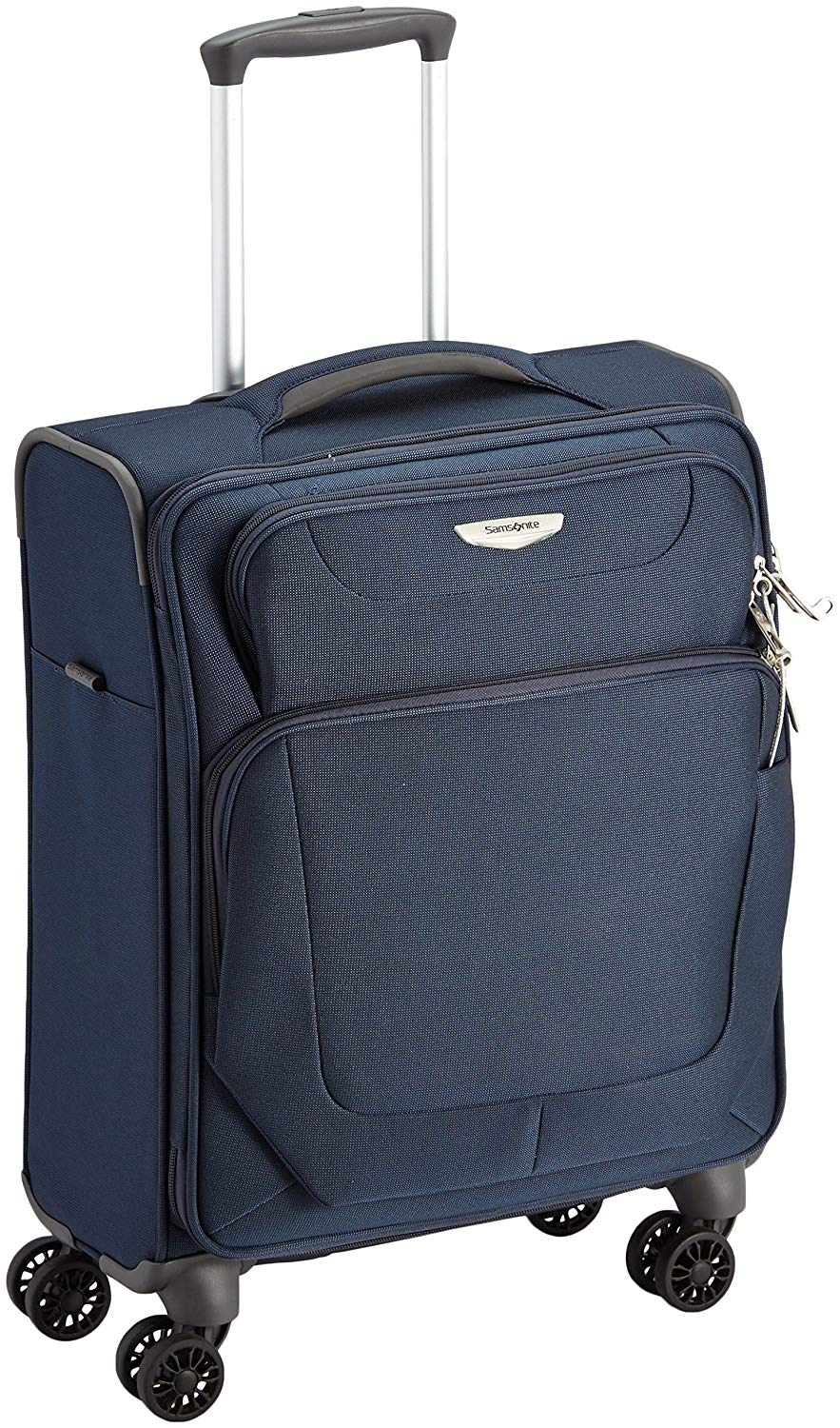 Samsonite Spark Spinner 55/20 Length 40Cm Koffer, 55cm, 41 L, Dark Blue