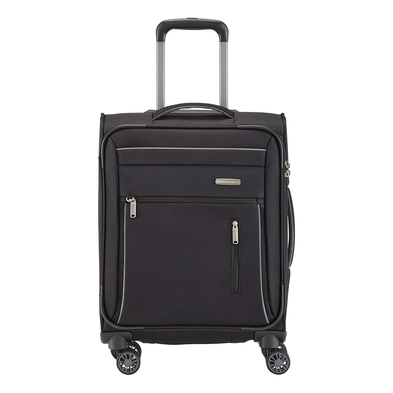 Travelite Capri Gepäckserie Reise- und Bordtaschen, Praktische, elegante 2- und 4-Rad-Trolleys, 3 Farben
