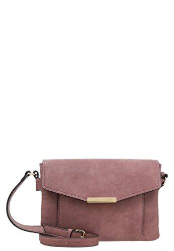 Anna Field Damen Handtasche aus hochwertigem Kunstleder ca. 18x26x4 cm in Mauve