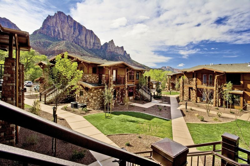 Cable Mountain Lodge - Zion National Park