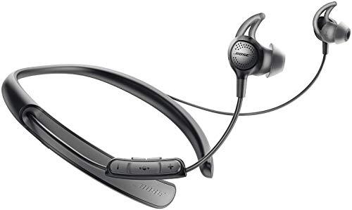 Bose QuietControl 30, kabellose Kopfhörer, (In-Ear-Kopfhörer mit Noise Cancelling), Schwarz
