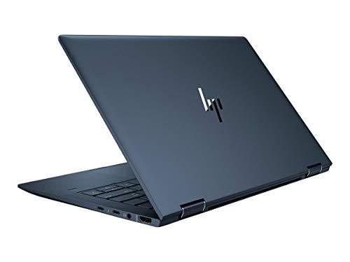 HP Inc. Elite Dragonfly 13.3 Core i7-8565U 16GB RAM 512GB SSD Win10Pro - 8MK81EA blau