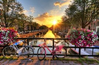 10 Dinge die Sie in Amsterdam gesehen haben müssen.
