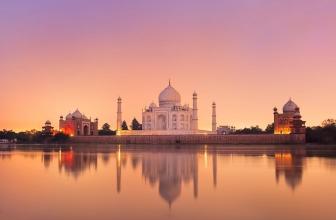 Die beliebtesten Reiseziele in Indien