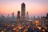 Majestätische Mumbai in Indien