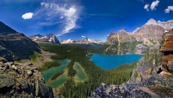 10 schönsten Reiseziele – Rundreise Kanada Westen