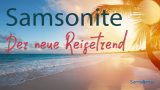 Samsonite Koffer Mittel