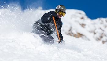 Skifahren in Sölden / Österreich