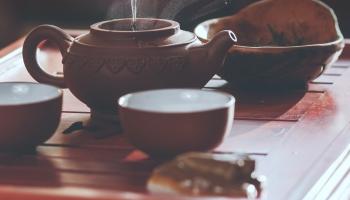 Peking: Tee, Tee und noch mehr Tee!