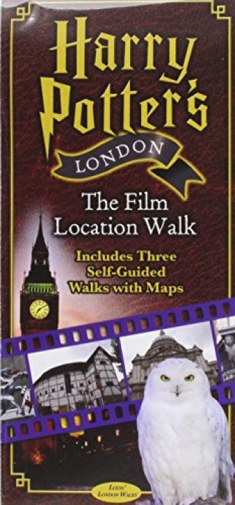 Harry Potter's London the Film Location Walk: Includes Three Self-Guided Walks with...