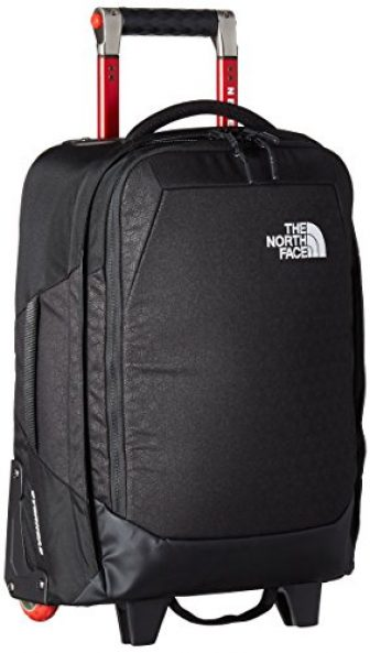 The North Face OVERHEAD Koffer, 45 cm, 35 Liter, TNF BLACK